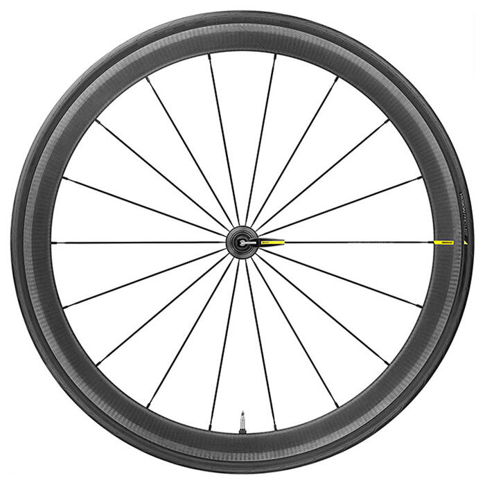 Mavic Cosmic Pro Carbon Ust Front Wheel
