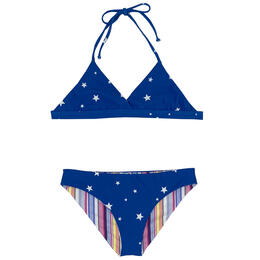 Splendid Girl's Twinkle Reversible Swim Set