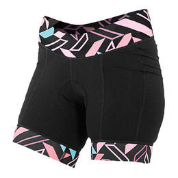 Shebeest Women's Ultimo Compilation Cycling Shorts