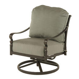Hanamint Berkshire Club Swivel Rocker