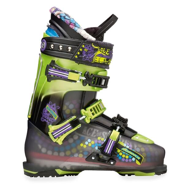 Nordica Men's Ace Of Spades Park And Pipe Ski Boots '13
