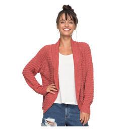 Roxy Women's Let's Go Anywhere Open Sweater