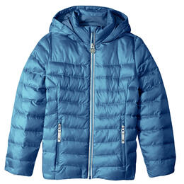 Spyder Girl's Timeless Hooded Jacket
