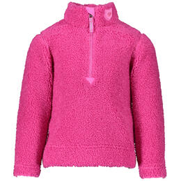 Obermeyer Girl's Superior Gear Half Zip Top