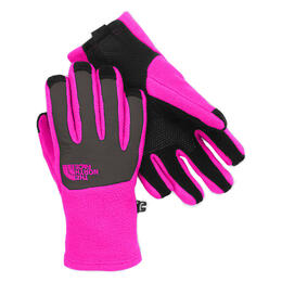 The North Face Girl's Denali Etip Gloves
