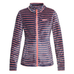 Roxy Girl's Igloo Technical Zip Up Fleece Jacket