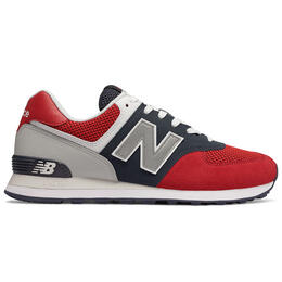 New Balance Men's 574 Pebbled Sport Casual Shoes