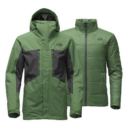 The North Face Men's Clement Triclimate Snow Jacket