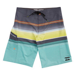 Billabong Men's All Day X Stripe Boardshorts
