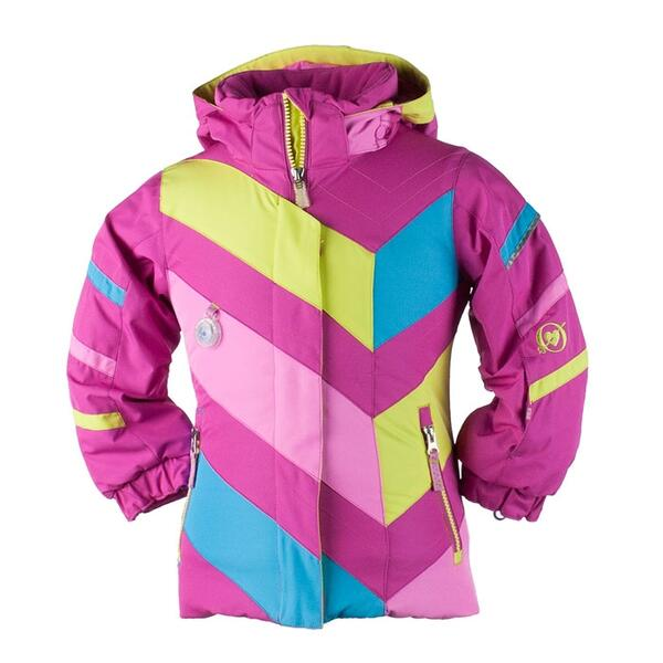 Obermeyer Toddler Girl's Chakra Ski Jacket