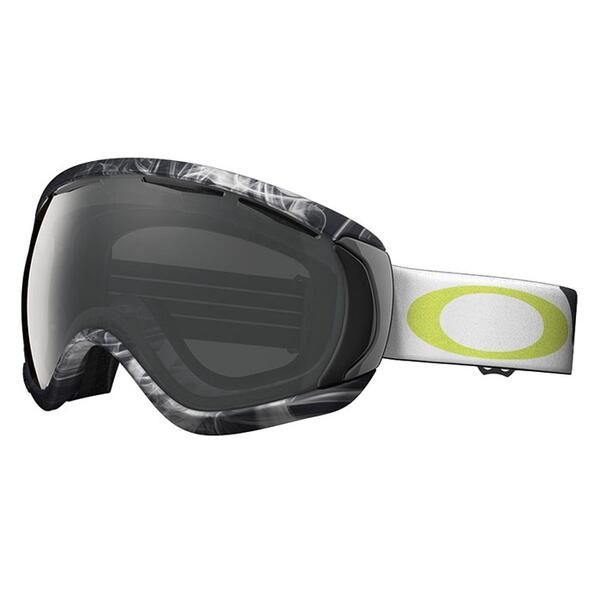 Oakley Canopy Snow Goggles with Dark Grey Lens