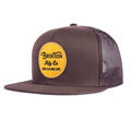 Brixton Men's Wheeler Mesh Back Hat