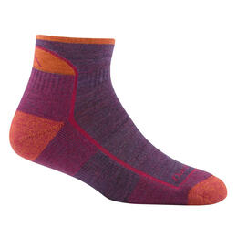 Darn Tough Vermont Women's Hiker 1/4 Crew Cushion Sock