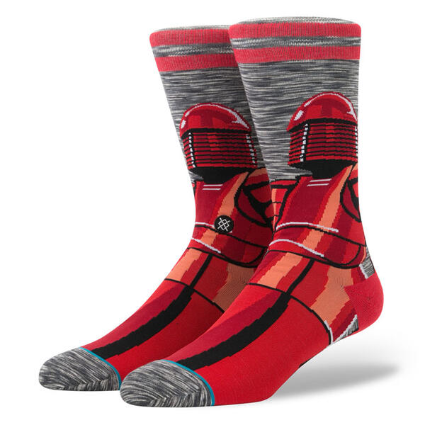 Stance Men's Red Guard Socks