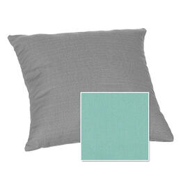 Casual Cushion Corp. 15x15 Throw Pillow - Spectrum Mist