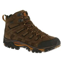 Merrell Men's Moab Peak Mid Ventilator Hiking Boots
