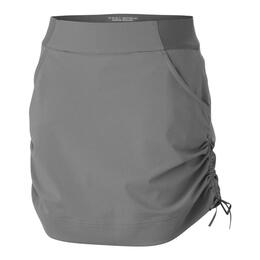 Columbia Women's Anytime Casual Skort, Light Grey