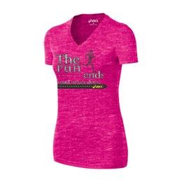 Asics Women's The Run Tee