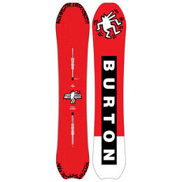 Burton Men's Deep Thinker All-Mountain Snowboard '20