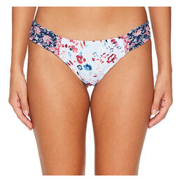 Lucky Women's Gypsy Floral Side Sash Hipster Bottom