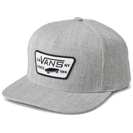 Vans Men's Full Patch Snapback Hat