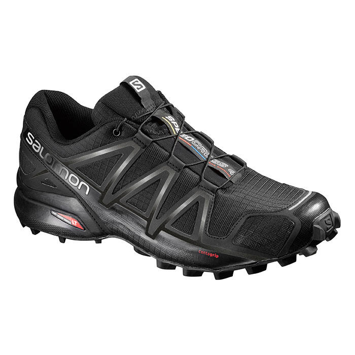 Salomon Men's Speedcross 4 Wide Trail Runni