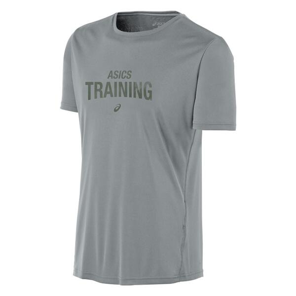 Asics Men's Graphic Short Sleeve