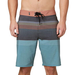 O'Neill Men's Stripe Club Boardshorts