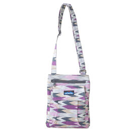Kavu Women's Keeper Berry Palette Cross Body Bag