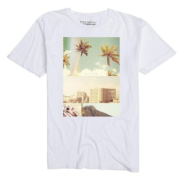 Billabong Men's Holidayze Tee