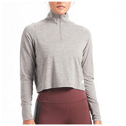 Vuori Women's Crescent 1/2 Zip Active Top