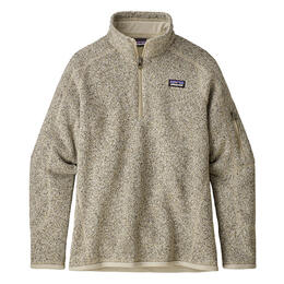 Patagonia Girl's Better Sweater Quarter Zip Pullover