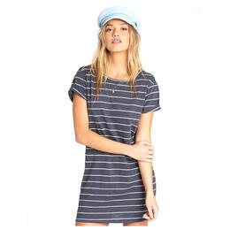 Billabong Women's Coast To Coast T Shirt Dress