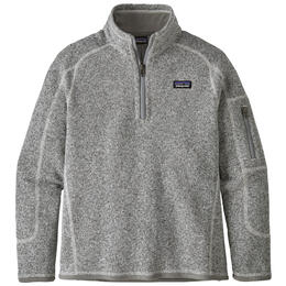 Patagonia Girl's Better Sweater® Quarter Zip Jacket