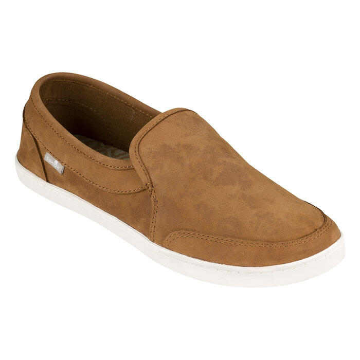 Sanuk Women's Leather Pair O Dice Shoes