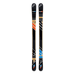 Head Men's Caddy All Mountain Skis '17- FLAT
