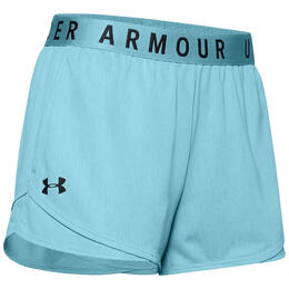 Under Armour Women's UA Play Up 3.0 Twist Shorts