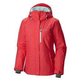 Columbia Women's Alpine Action Omni-heat Ski Jacket- Plus Size