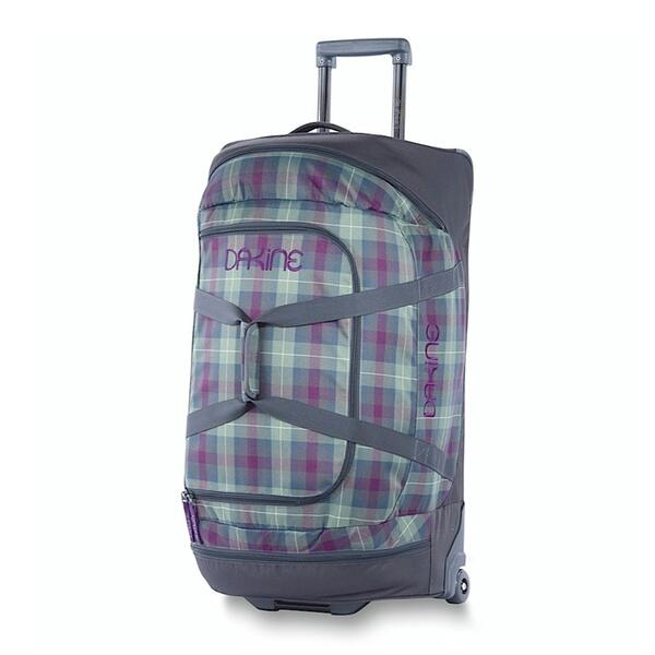 Dakine Girl's Wheeled Duffle Bag