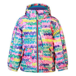 Snow Dragons Girl's Razzy Insulated Ski Jacket
