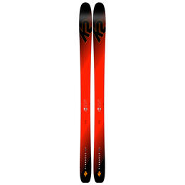 K2 Men's Pinnacle 105 Ti All Mountain Skis '19 - Flat