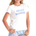 Billabong Girl's Hello Summer T Shirt