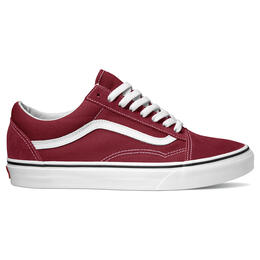 Vans Men's Old Skool Casual Shoes Rumba Red