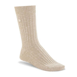 Birkenstock Women's Cotton Slub Crew Socks