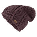 The North Face Women's Chunky Knit Beanie Black Plum