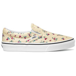 Vans Women's Ditsy Floral Classic Slip-On Casual Shoes