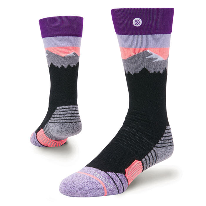 Stance Girl's White Caps Socks