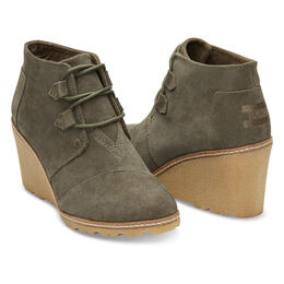 Toms Women's Desert Wedge