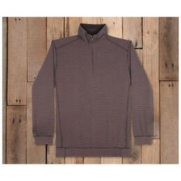 Southern Marsh Men's DounpourDry Striped Stretch Pullover