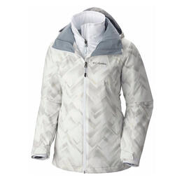 Columbia Women's Whirlibird Ski Jacket- Plus Size